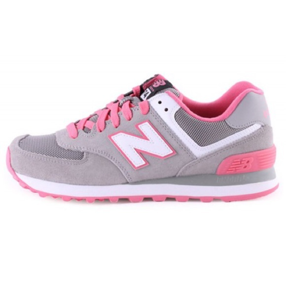 new balance shoes pink and grey